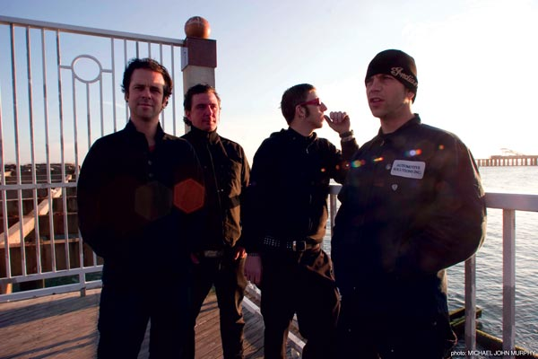 #21 The Bouncing Souls: Anchors Aweigh