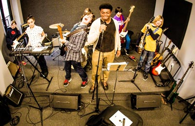 Lakehouse music academy holds big gig at asbury lanes for New jersey house music