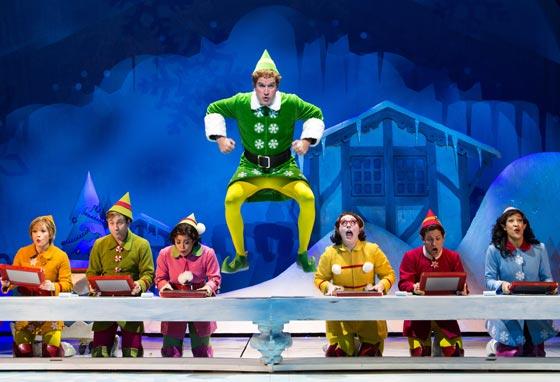 elf the musical jr pdf