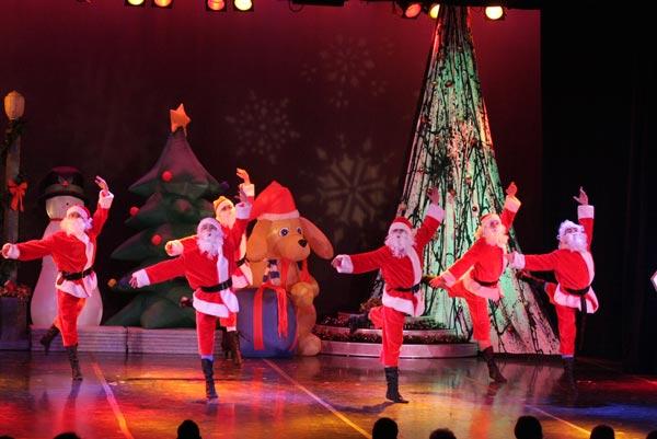 """Atlantic City Ballet Presents """"It's A Shore Holiday"""""""