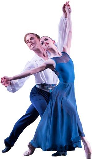 Inside American Repertory Ballet's  2015-2016 Season