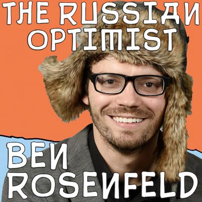 Comedian Ben Rosenfeld Releases Second Comedy Album On New Year's Day