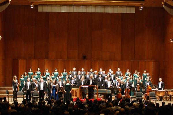 "BergenPAC Presents Peniel Choir ""Messiah"""