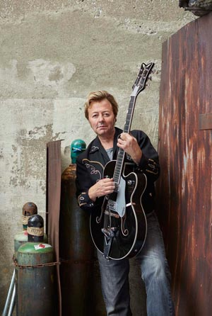 The Brian Setzer Orchestra's 12th Annual Christmas Rocks! Tour Comes To BergenPAC