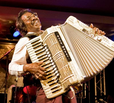 Newton Theatre Presents Mardi Gras In March With Buckwheat Zydeco
