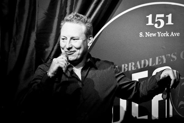 Butch Bradley's Comedy Hideaway