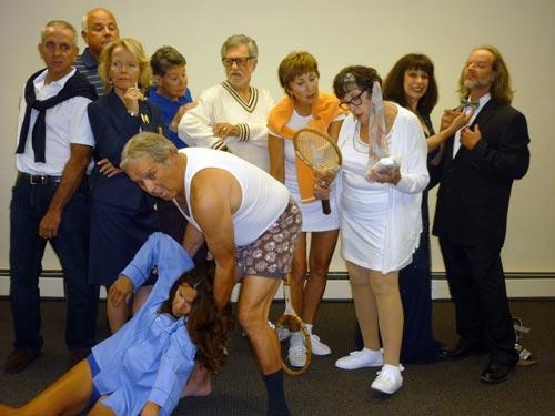 "Readington Community Theatre Presents ""California Suite"""