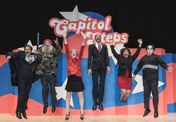 BergenPAC Presents The Capitol Steps: Mock The Vote