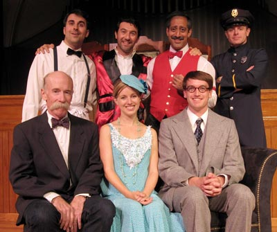 East Lynne Theater Company presents a screwball comedy by Preston Sturges