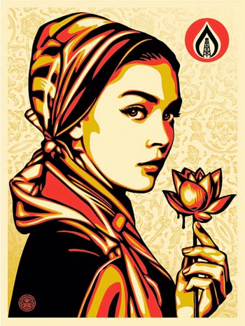 Shepard Fairey to Paint Mural and Billboard at Mana Contemporary