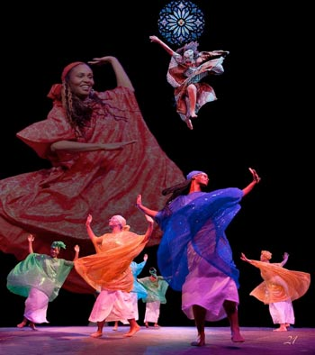 Forces of Nature Dance Theater To Hold Kwanzaa Celebration At NJPAC