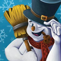 The Broadway Theatre of Pitman Presents Frosty The Snowman