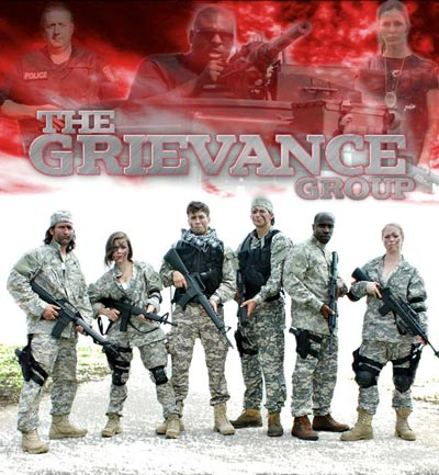 "World Premiere of ""The Grievance Group 2: The Pardon"" Marks Former NY Giants RB Brandon Jacobs Film Debut"