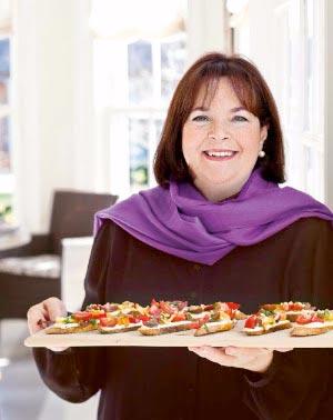 NJPAC Presents Food Network Star Ina Garten: The Barefoot
