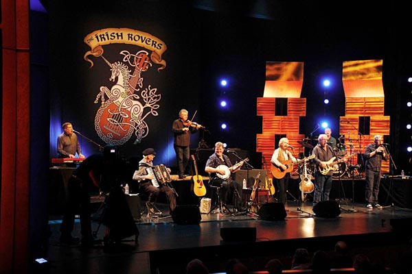 The Irish Rovers Celebrate 50 Years Of Music At Newton Theatre
