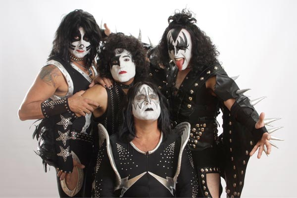 Alive '75 – The Ultimate KISS Tribute Comes To Newton