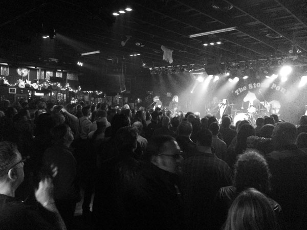 Stone Pony Crowd Welcomes Matt O'Ree Back Home After Bon Jovi Tour