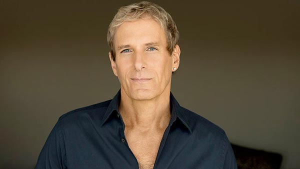 Michael Bolton Performs Greatest Hits and Holiday Favorites At Mayo