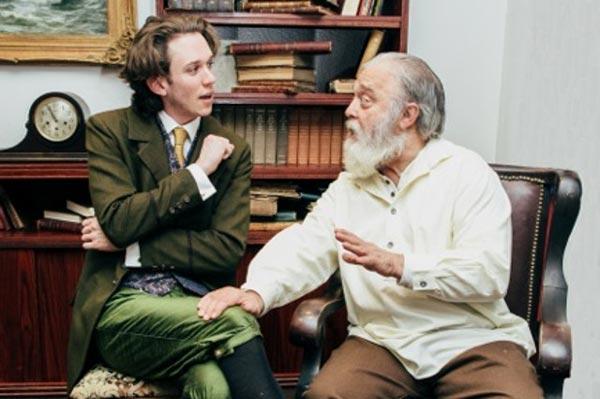 When Oscar Wilde Visited Walt Whitman In Camden