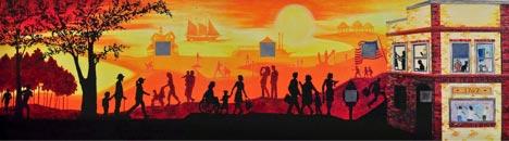 Elizabeth Paseler Named Winner of $10,000 Engage Toms River Community Mural Project