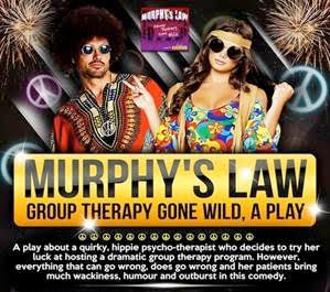 An Interview With Andrea Clinton About Murphy's Law: Group Therapy Gone Wild