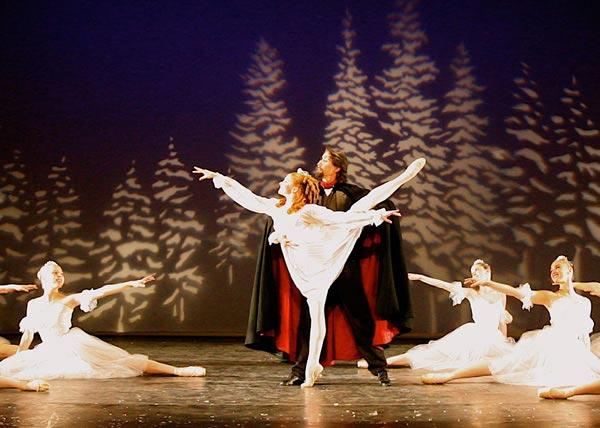 New Jersey Dance Theatre Ensemble Brings The Nutcracker To Montclair