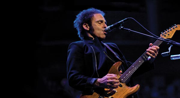 Nils Lofgren Faces The Music