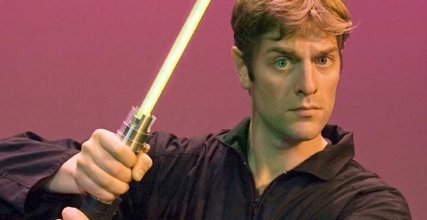 Charles Ross Brings His One-Man STAR WARS (tm) Show to UCPAC