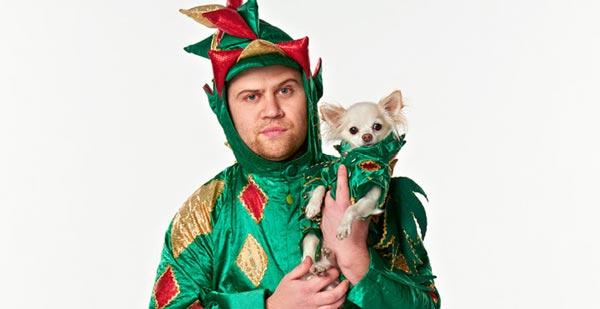 NJPAC Presents Piff The Magic Dragon