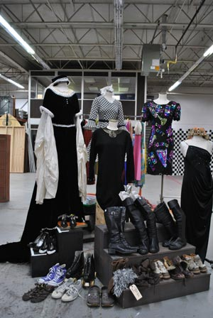 Shakespeare Theatre of NJ Holds Annual Costume, Prop & Scenery Sale