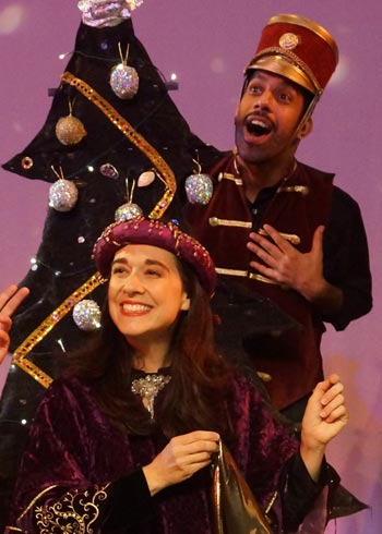 "Newark Museum presents ""A Season Of Miracles"" By Pushcart Players"