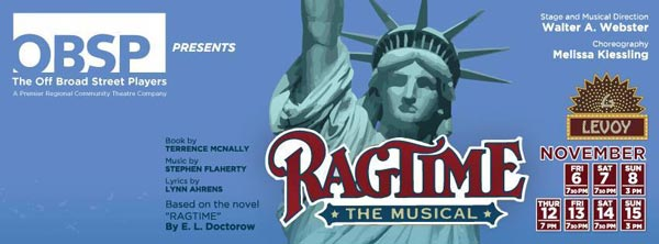 a failed search for the american dream in ragtime by e l doctorow Based on the novel ragtime by el doctorow  compassion and their belief in obtaining the american dream  search berkshire on stage.