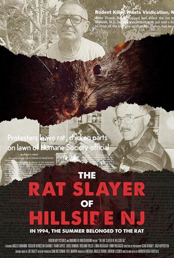 """""""The Ratslayer of Hillside NJ"""" to screen in Rahway On December 6"""