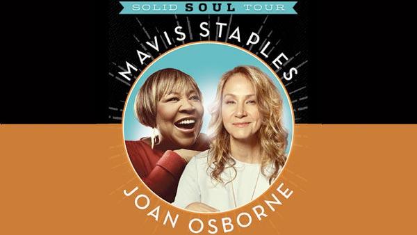 MayoPAC Presents Mavis Staples and Joan Osborne in Solid Soul