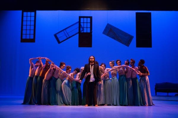 Mason Gross Performing Arts Center's 40th season kicks off September 1