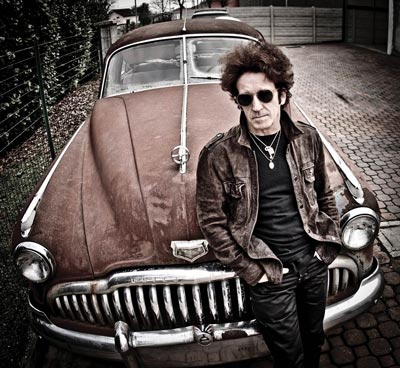 Willie Nile returns to UCPAC on Nov. 27