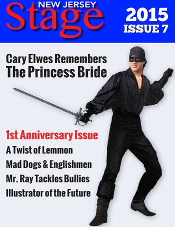 Our First Year Of New Jersey Stage magazine