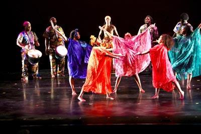 NJPAC Celebrated 50 Years Of Kwanzaa