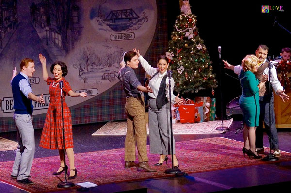 """It's A Wonderful Life!"" with Exit 82 at The Strand Theater!"
