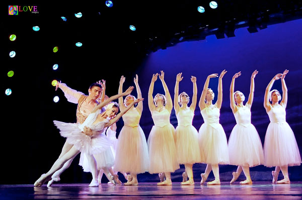 Swan Lake: The Atlantic City Ballet at The Celebrity Theater