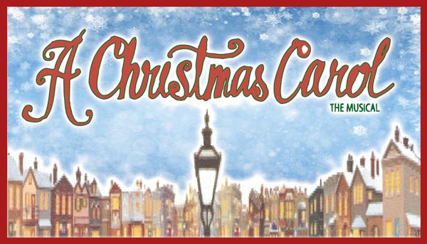 "Growing Stage Presents ""A Christmas Carol, the Musical"""