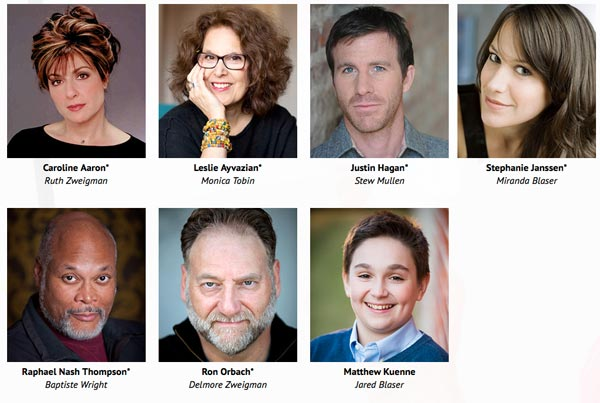"""McCarter Theatre Presents The World Premiere Of """"All The Days"""""""