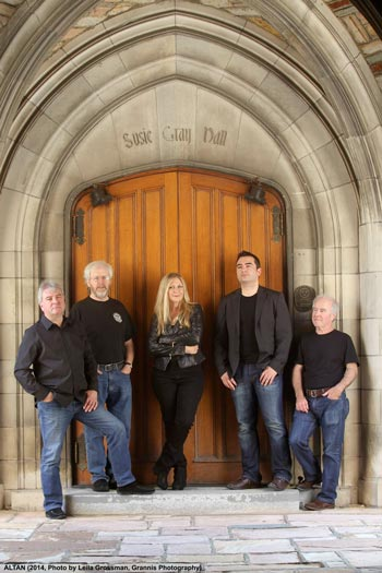 Irish Band Altan Comes To The Newton Theatre In September