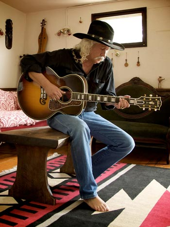 Arlo Guthrie Brings His Re:Generation Tour to Grunin Center in Toms River