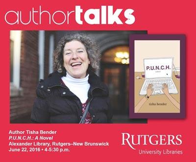 Authortalks Hosts Tisha Bender, Ph.D