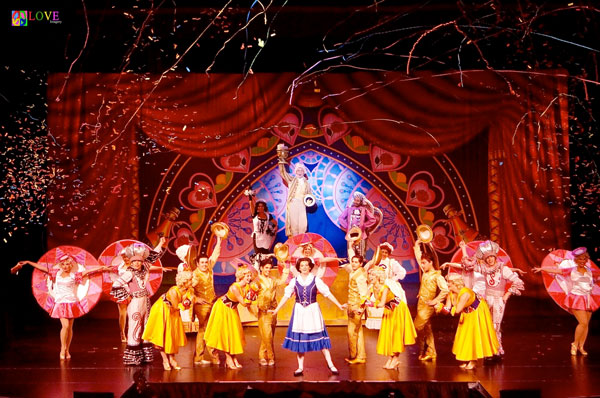 Be Our Guest As Exit 82 Presents Beauty And The Beast At Strand