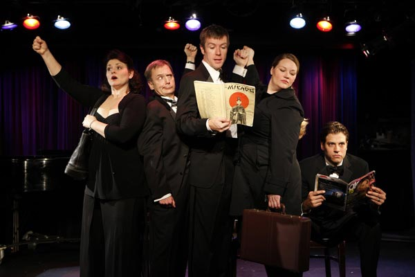 New York Gilbert & Sullivan Players Bring I've Got a Little Twist to the Morristown
