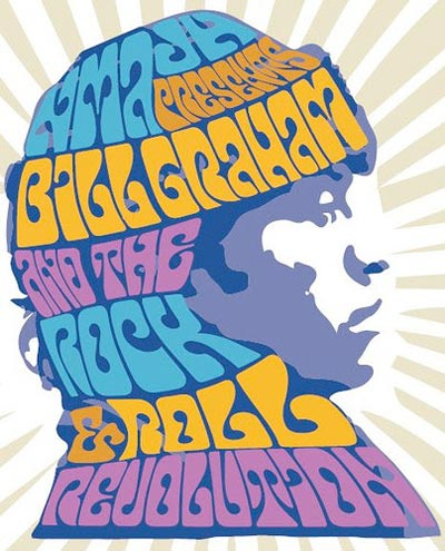Bill Graham and the Rock & Roll Revolution Exhibit Comes To Philadelphia