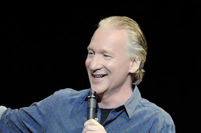 An Evening with Bill Maher at NJPAC