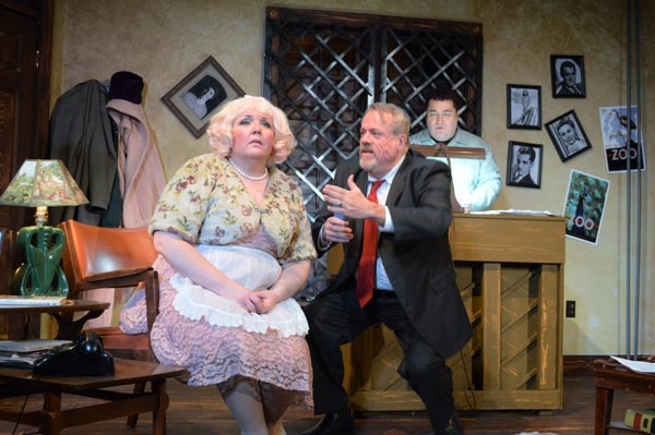 REVIEW: House of Blue Leaves At South Camden Theatre Company
